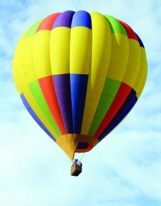 Big Bend Balloon Bash Snapshots